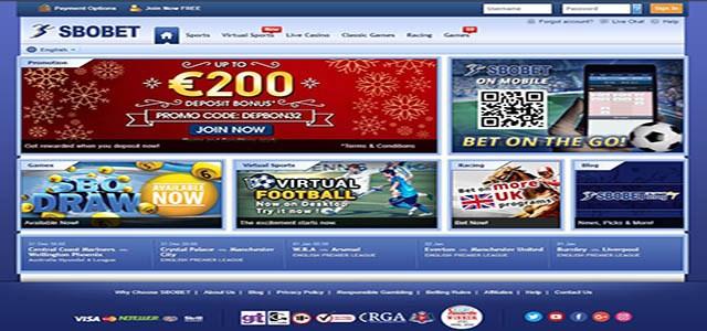 Sbobet Agen Judi Bola Online Indonesia